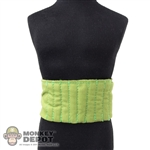 Belt: Cosplay Green Cloth Belt
