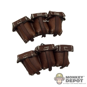 Ammo: CalTek German WWI M1909 Pouches (Pair)