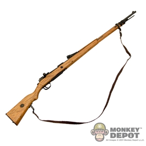 Rifle: CalTek German WWI M1898 Mauser Gewehr - Early War Version