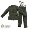 Uniform: CalTek German WWI M1907 Field Grey Wool