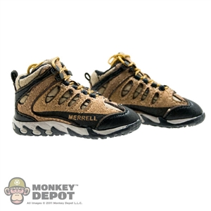 Boots: CalTek Hiking Boots