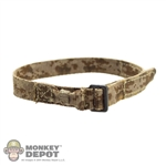 Belt: CalTek Medium Riggers Belt in AOR Camo Pattern