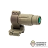 Sight: CalTek Aimpoint 3x Magnifier w/ Flip Side Mount