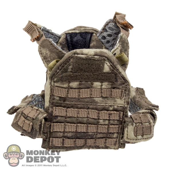Amazing Vest: CalTek Tactical Tailor Fight Light Plate Carrier In A TACS Camo Gallery