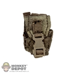 Pouch: CalTek Grenade Pouch In A-TACS Camo
