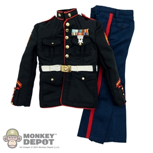 Uniform: Cal Tek Dress Blue Marine