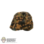 Helmet: Cal Tek German WWII M35 Camo Double Decal