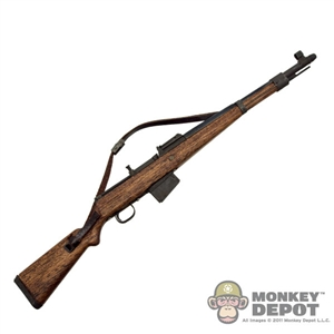 Rifle: Cal Tek German WWII G41 Semi-Auto Rifle