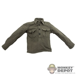 Shirt: Cal Tek German WWII Grey Pullover