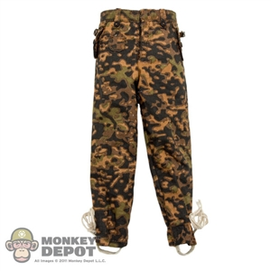 Pants: Cal Tek German WWII Oakleaf Fall Blurred Edge Trousers