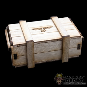 Tool: Cal Tek German WWII Wooden Crate