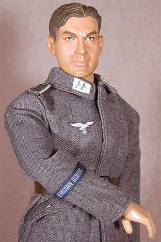 Insignia CVI German Luftwaffe Hermann Goring Division