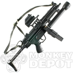 Rifle Dragon MP5A3 Sslim Foregrip, Maglight, Early Scope