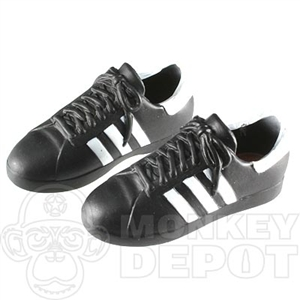 Shoes Dragon Adidas low tops Black