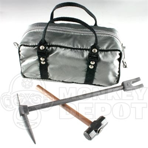 Bag Dragon GSG9 duffel  haligan bar and hammer