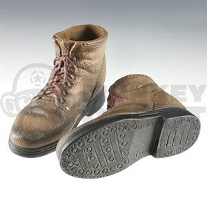 Boots Dragon US WWII roughout short