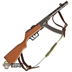 Rifle: Dragon Russian WWII PPsH w/Stick Mag
