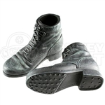 Boots Dragon German WWII Short Black New Sculpt Weathered