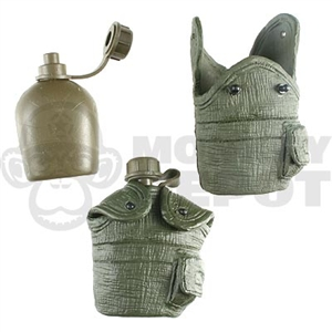 Canteen Dragon US Modern MOLLE Pair