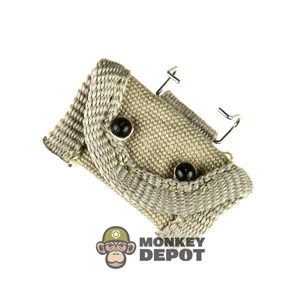 Pouch Dragon US WWII M1907 Double Button