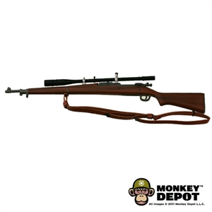 Rifle Dragon US WWII Springfield 03A1 Sniper Scope