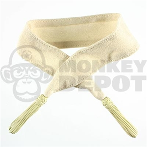 Belt Dragon Civil War Cream Sash