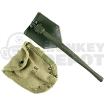 Tool: Dragon US WWII Folding E Tool and Cloth Cover (RTV)