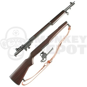 Rifle Dragon US WWII M1 Garand Breakdown 1907 sling