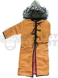 Coat Dragon Attila fur hood