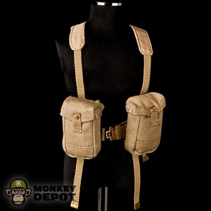 Belt: Dragon British WWII P37 Basic Harness