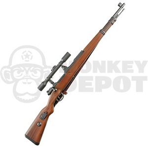 Rifle Dragon German WWII K98 Sniper