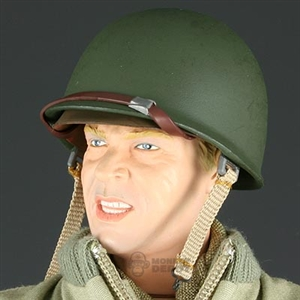 Helmet Dragon US WWII M1 Plain RTV Version