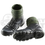 Boots Dragon German WWII Mountain Black puttees