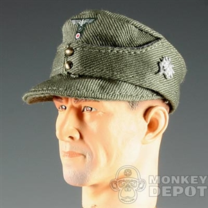 Hat Dragon German WWII Mountain Bergmutze Hermann