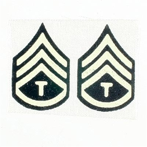 Insignia Dragon US WWII Staff Sgt Technical
