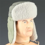 Hat Dragon German WWII Winter Fur Flap