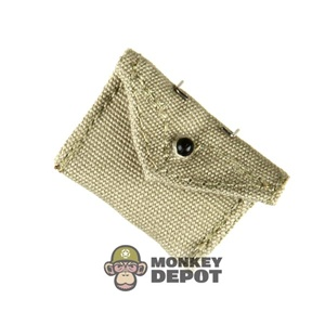 Pouch Dragon US WWII M1924 First Aid Tan