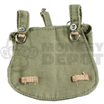 Bag Dragon German WWII Breadbag Light Green Tan