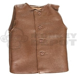 Vest Dragon British WWII Jerkin Leatherlike