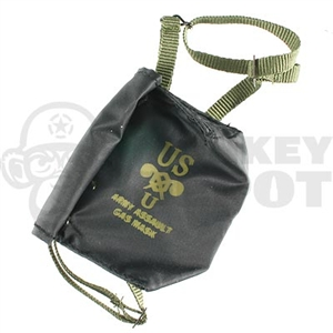 Gas Mask Dragon US WWII Assault Bag NO Mask Included