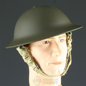 Helmet Dragon British WWII MkII