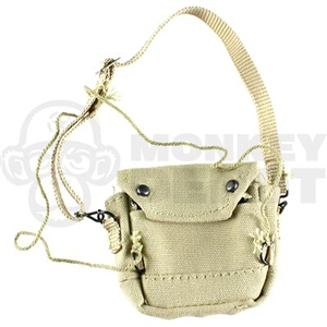 Pouch Dragon British WWII MkVI Respirator Bag