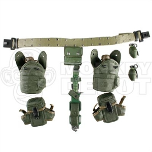 Belt Dragon Modern Gear From AAFES Figure