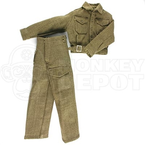 Uniform Dragon British WWII Battledress LIMIT 3