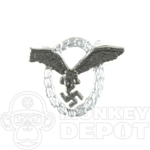 Medal Dragon German WWII Luftwaffe Pilot/Observer Badge