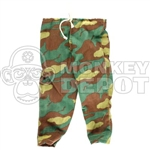 Pants Dragon German WWII Italian Camo Overtrousers