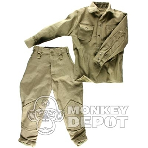 Uniform Dragon Russian WWII M1935 Gymnastiorka Sharovari Trousers