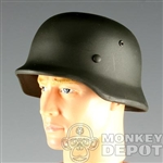 Helmet Dragon German WWII M35 No Decal Real Metal