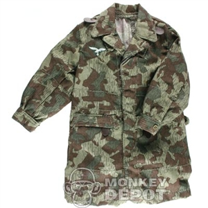 Smock Dragon German WWII Fallschirmjager 3rd Pattern Dark Splinter