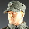 Hat: Dragon German WWII M43 Heer Grey